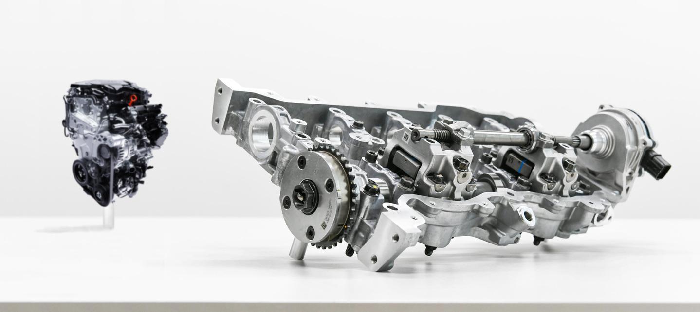 Двигатель Smartstream G1.6 T-GDi