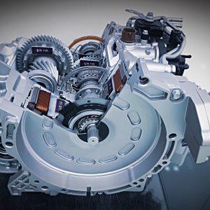Hyundai разработал систему управления трансмиссией для гибридных автомобилей