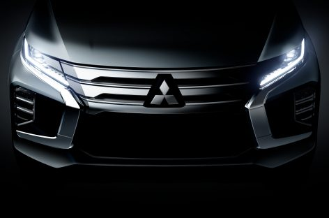 Mitsubishi Motors Corporation представит новый Pajero Sport