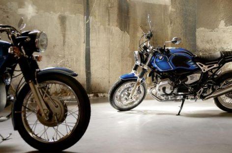 Концерн BMW презентовал спецверсию R nineT