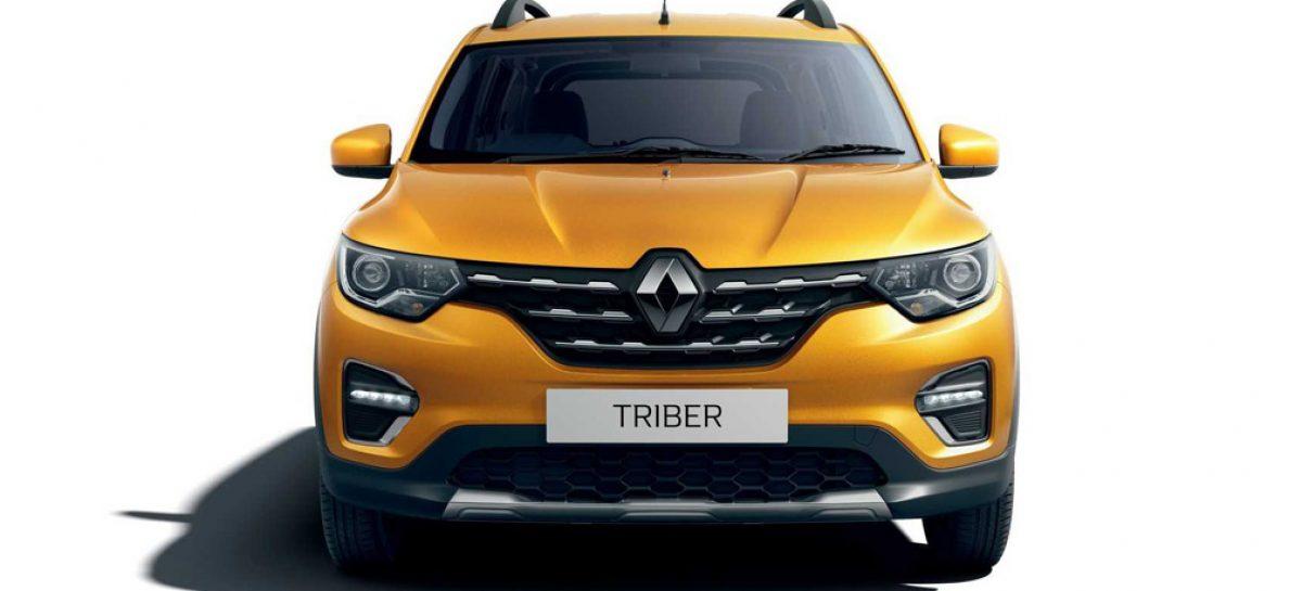 В Индонезии проходит презентация Renault Triber