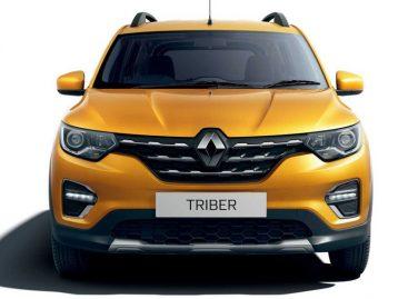 Объявлены цены на новый семиместный компактвэн Renault Triber