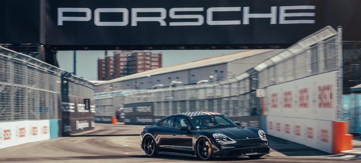 Porsche Taycan продемонстрировал свои возможности на финальном этапе Формулы E