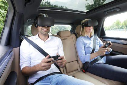 Porsche виртуальная реальность