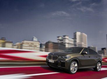 BMW Group представляет новый кроссовер BMW X6