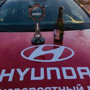 Hyundai i30 N стал первым на заездах IronRacer и MaxPowerCars