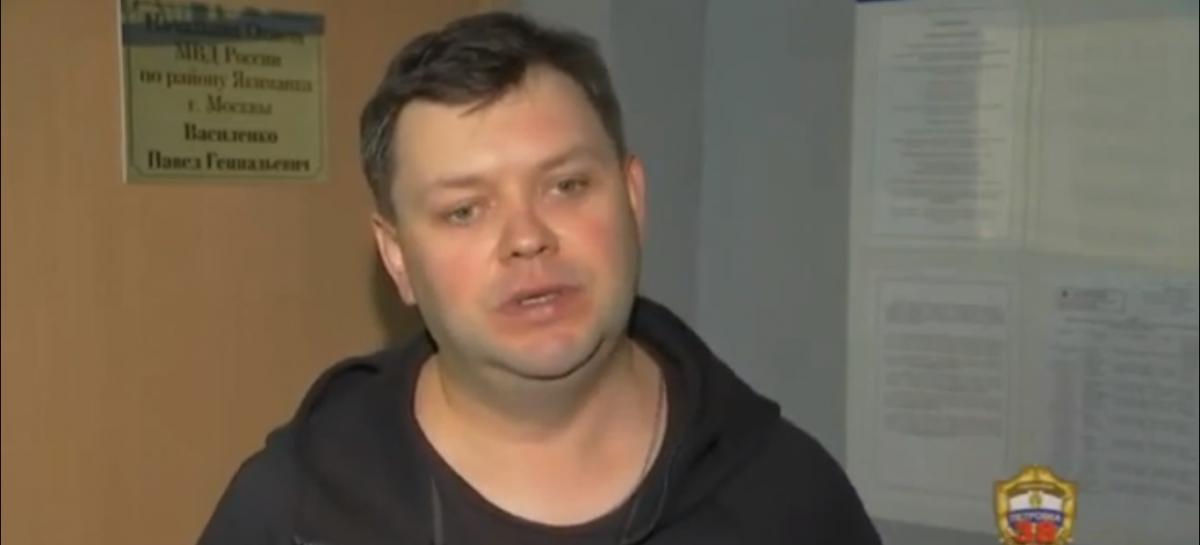 """Актера """"Современника"""" арестовали за пародию на пьяного сотрудника ГИБДД"""