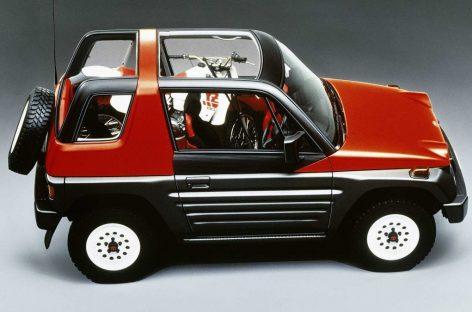 Toyota RAV4 – начало пути