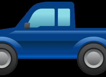 Ford планирует создать уникальный смайл в виде пикапа