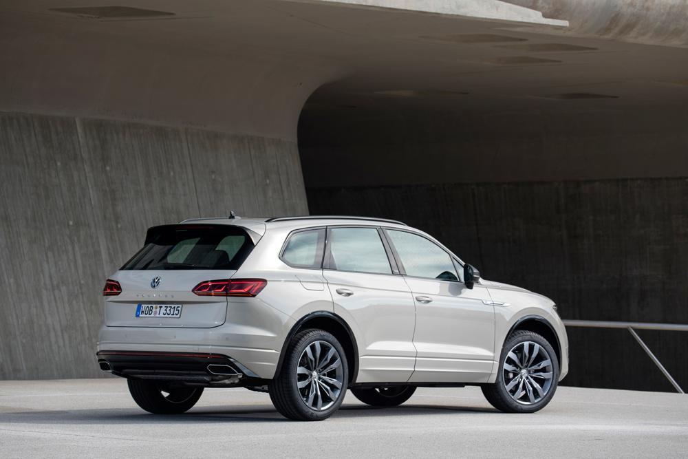 Volkswagen Touareg ONE_Million