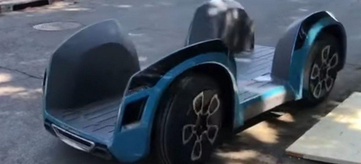 К 2023 году может появиться ряд моделей нового типа транспорта