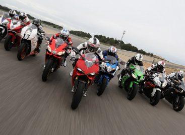 Рынок новых мотоциклов в России активно растет