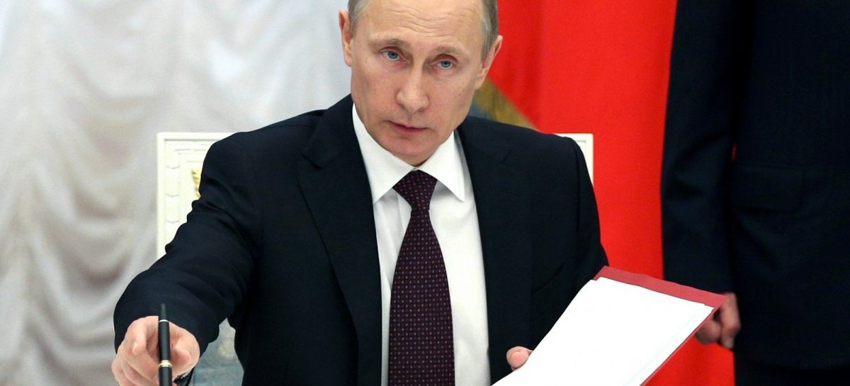 Путин подписал закон о правилах обеспечения безопасности на транспорте