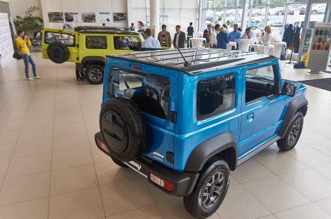 Будет Suzuki производить автомобили в России?