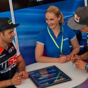 Elf стал партнером команды VL65 Racing Team