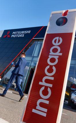 В Москве появился автосалон Mitsubishi Inchcape