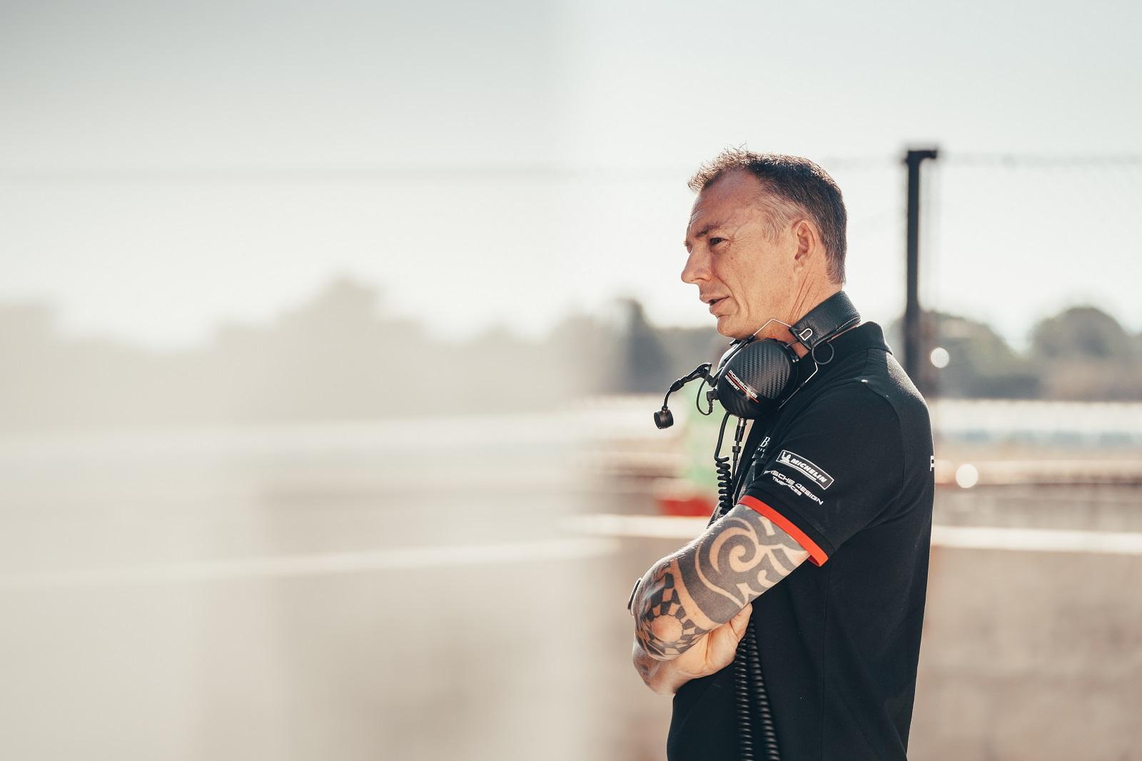Амиэль Линдсей, менеджер команды Формула Е