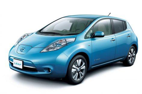 4000 электромобилей приобрели в Украине в 2019 году