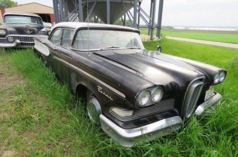 250 раритетных автомобилей американского коллекционера выставлены на продажу