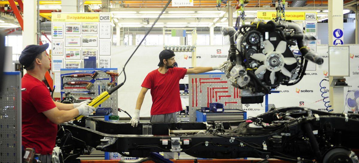 Партия моторов Mazda российской сборки будет отправлена в Японию