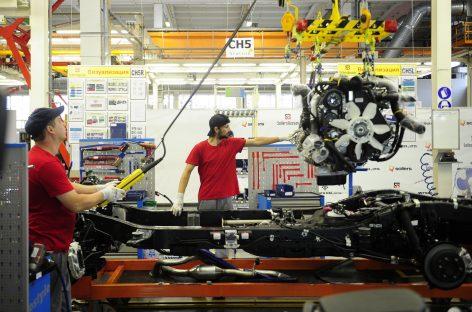 Mazda представит инновационный дизельный двигатель в 2020 году
