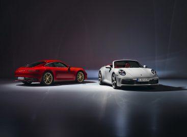 Porsche представляет новый 911 Carrera Coupé и 911 Carrera Cabriolet