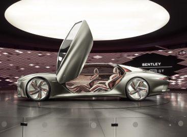 100 – летний юбилей Bentley Motors на фестивале Monterey Car Week