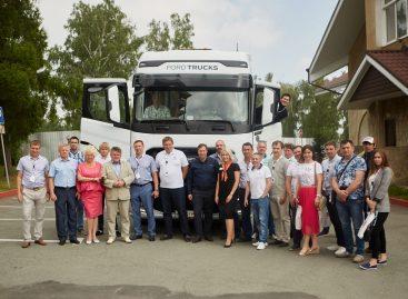День Ford Trucks в Челябинске и Тольятти