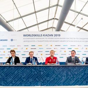 Тойота стала главным партнером 45-го чемпионата мира по профессиональному мастерству WorldSkills 2019