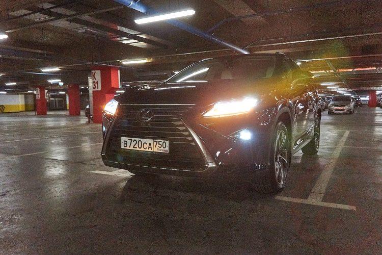 Lexus RX350L 2019
