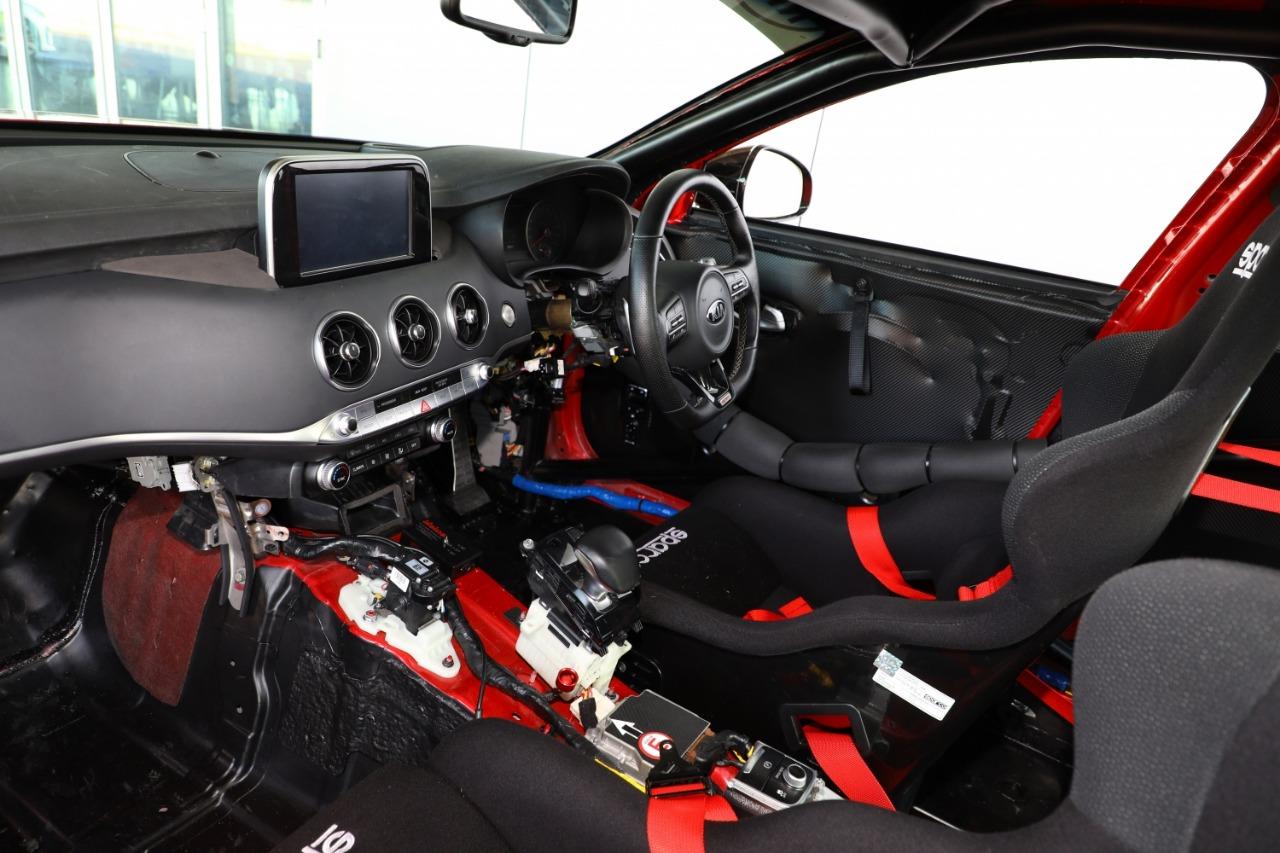 KIA Stinger GT 420 3