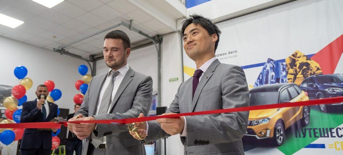 В Казани открылся новый дилерский центр