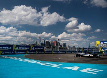 Команда Nissan e.dams заняла второе место в чемпионате Формулы E