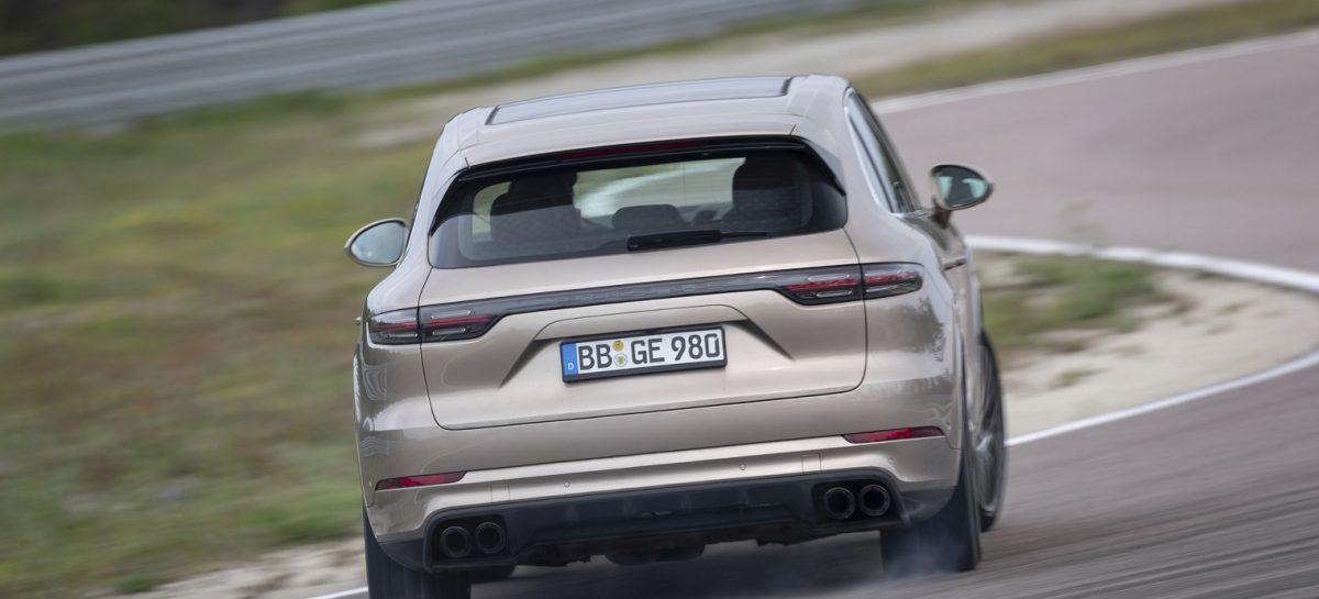 Новая топовая модификация Porsche Cayenne Turbo S E-Hybrid – самая мощная в истории марки