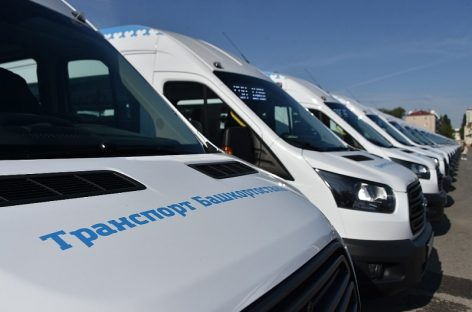 Ford Sollers поставит 170 автобусов в Башкортостан