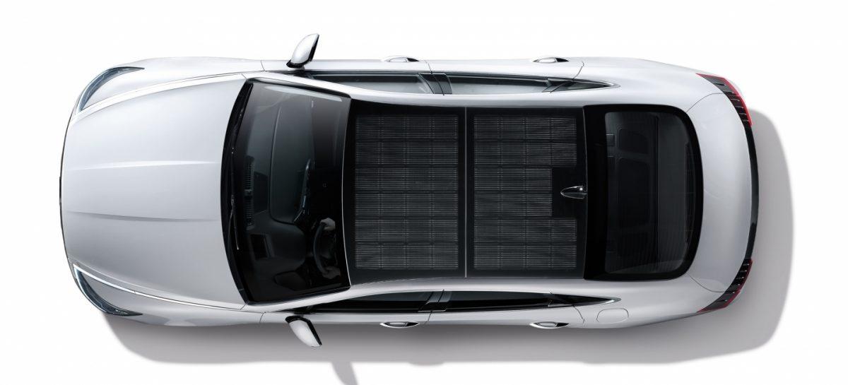 Hyundai Sonata Hybrid – первый автомобиль с зарядной системой из солнечных батарей
