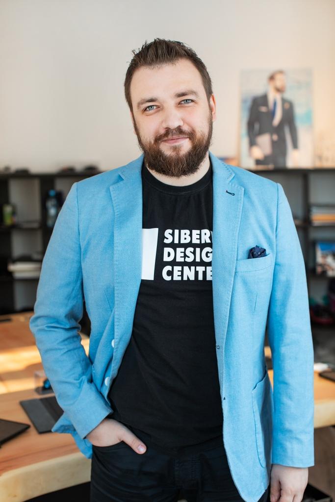Виктор Клименко - Директор Сибирского центра промышленного дизайна и прототипирования при ТГУ.