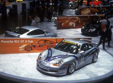 20 лет Porsche 911 GT3