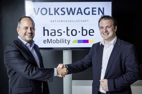 Volkswagen расширяет инфраструктуру зарядных станций для электромобилей