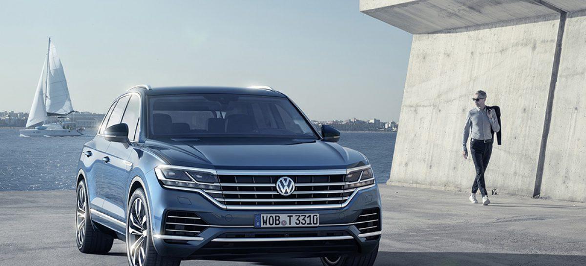Volkswagen представляет Touareg 2020 модельного года