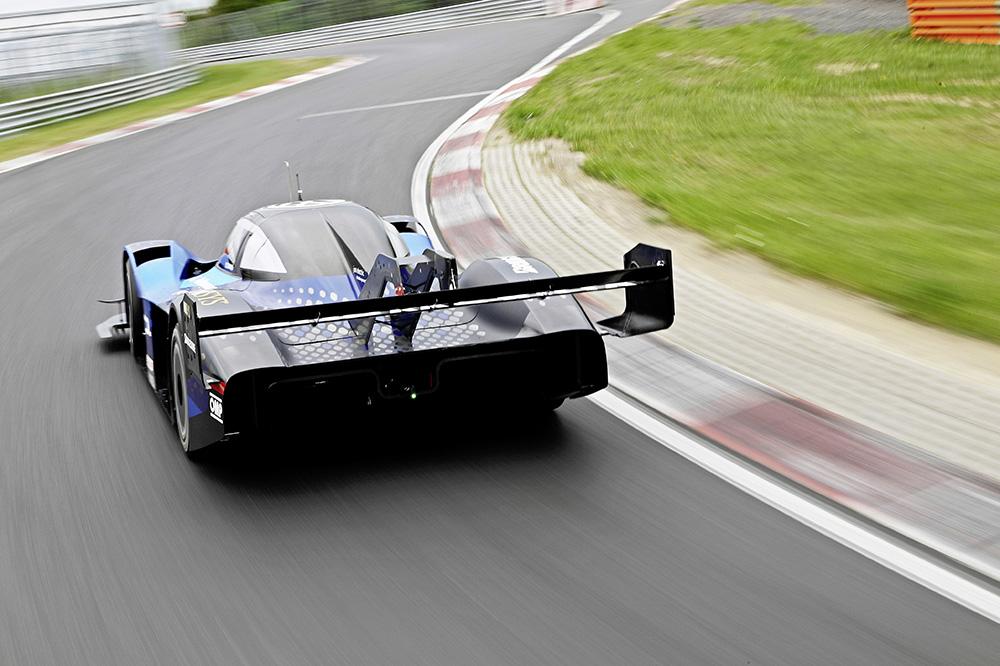 Электромобиль Volkswagen ID.R преодолел «Северную петлю», затратив минимум энергии