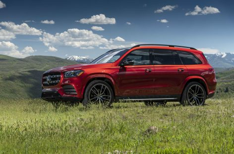 Тест-драйв Mercedes-Benz GLS: Третий ряд – не брак