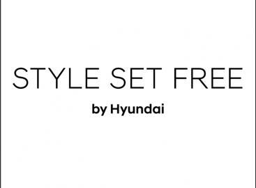 Hyundai представит новый этап концепции STYLE SET FREE во Франкфурте 2019