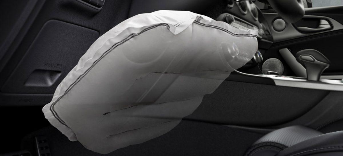 Коленные подушки безопасности не так уж и безопасны, как считается
