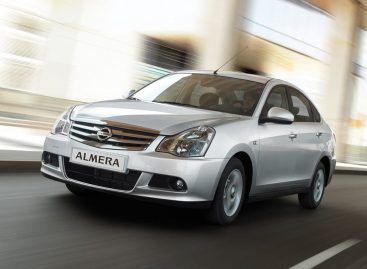 Nissan завершил продажи Almera