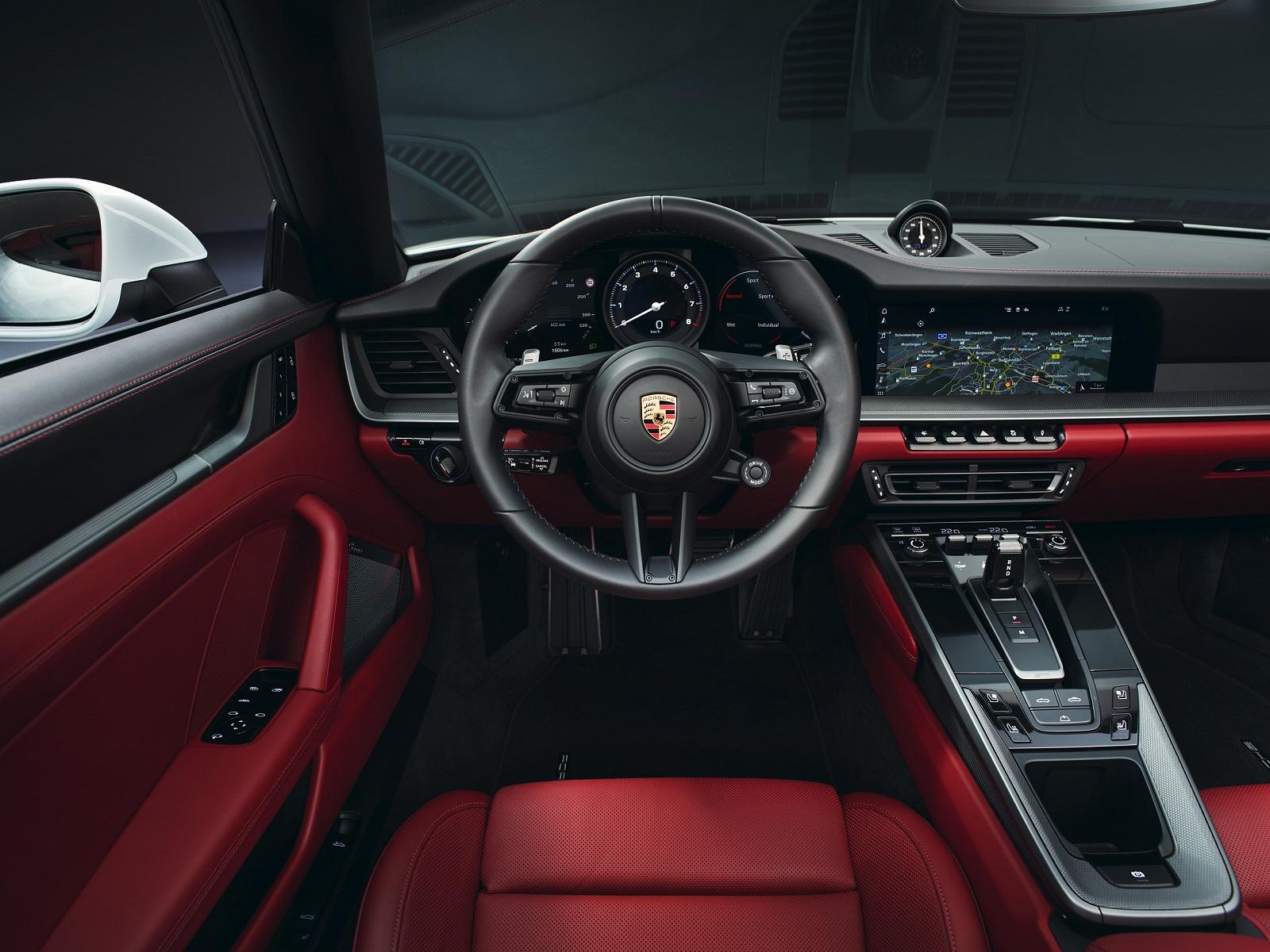 911 Carrera Coupe панель