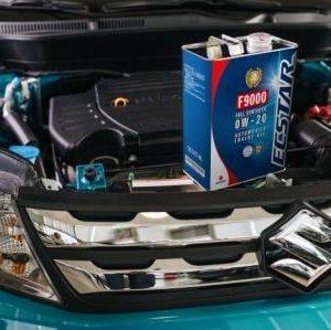 Suzuki предлагает своим клиентам пройти масляный сервис для автомобилей японской марки старше 3-х лет.