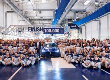 На заводе AGAP выпустили 100 – тысячную Maserati Ghibli