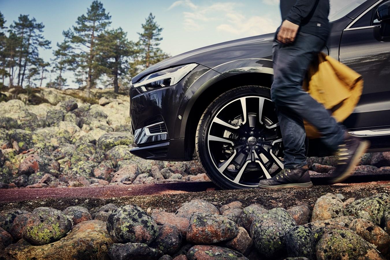 Volvo Car Кредит с остаточным платежом