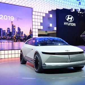 Электромобиль из будущего от Hyundai